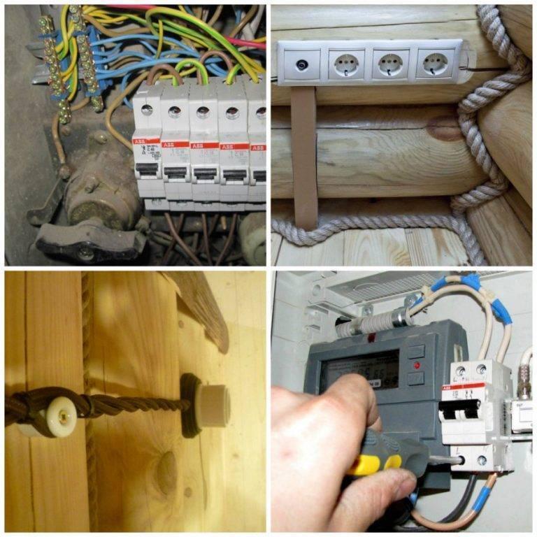 Как правильно сделать разводку электропроводки в частном доме