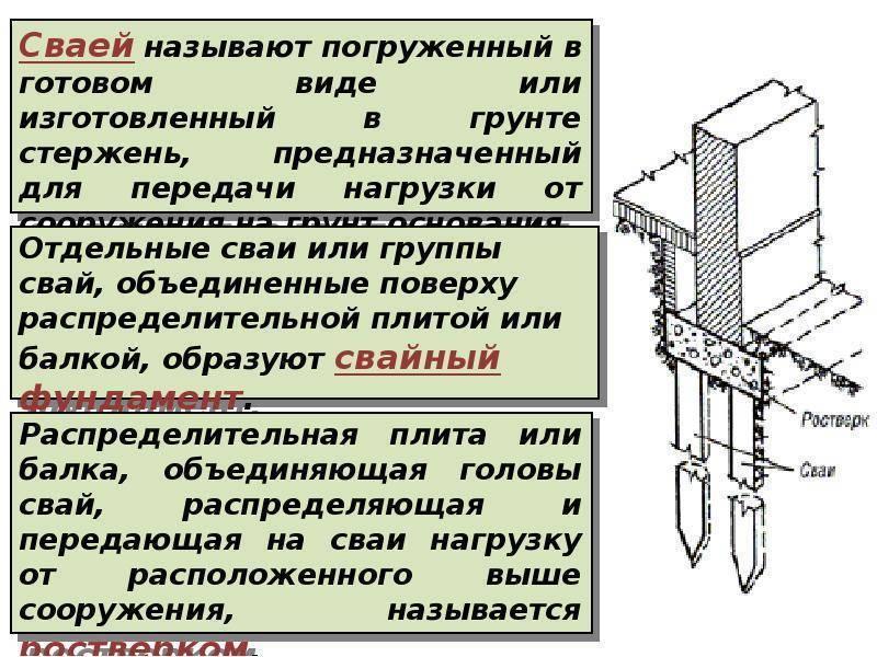 ????8 способов (методов) погружения свай в грунт - блог о строительстве