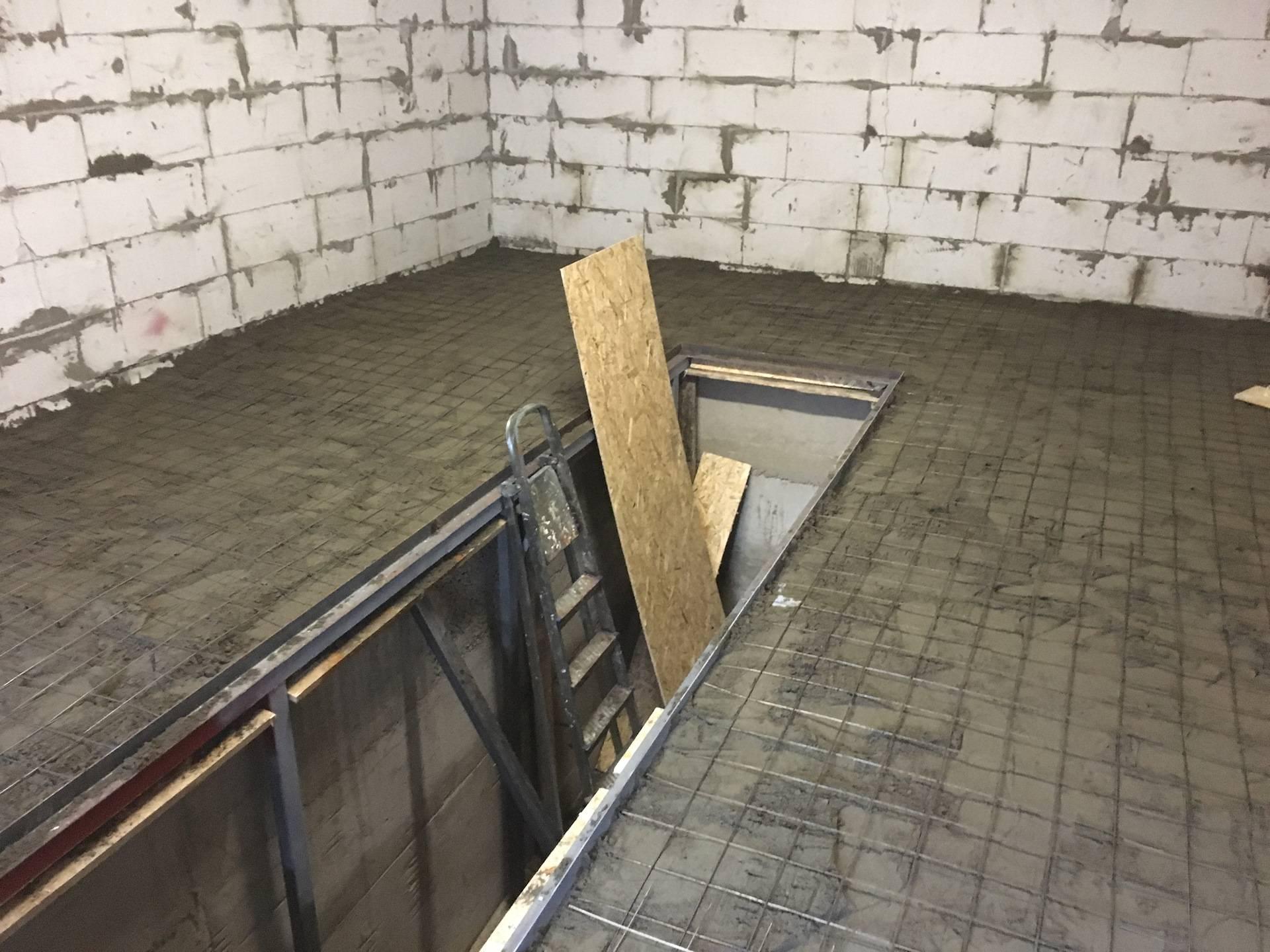 Смотровая яма: как правильно соорудить незаменимого «помощника» в гараже?