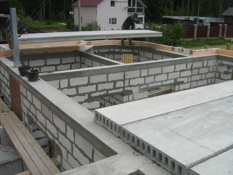 Строим дом из газобетона: как избежать основных ошибок