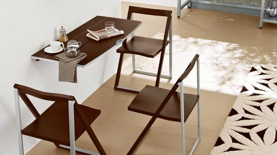 Раскладные кухонные столы: комфорт и практичность для всей семьи