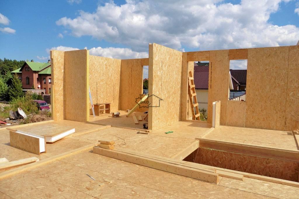 Канадская технология | строительство каркасных домов