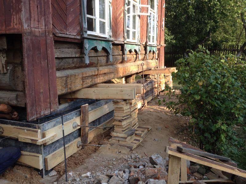Как построить новый дом вокруг старого: поэтапная инструкция