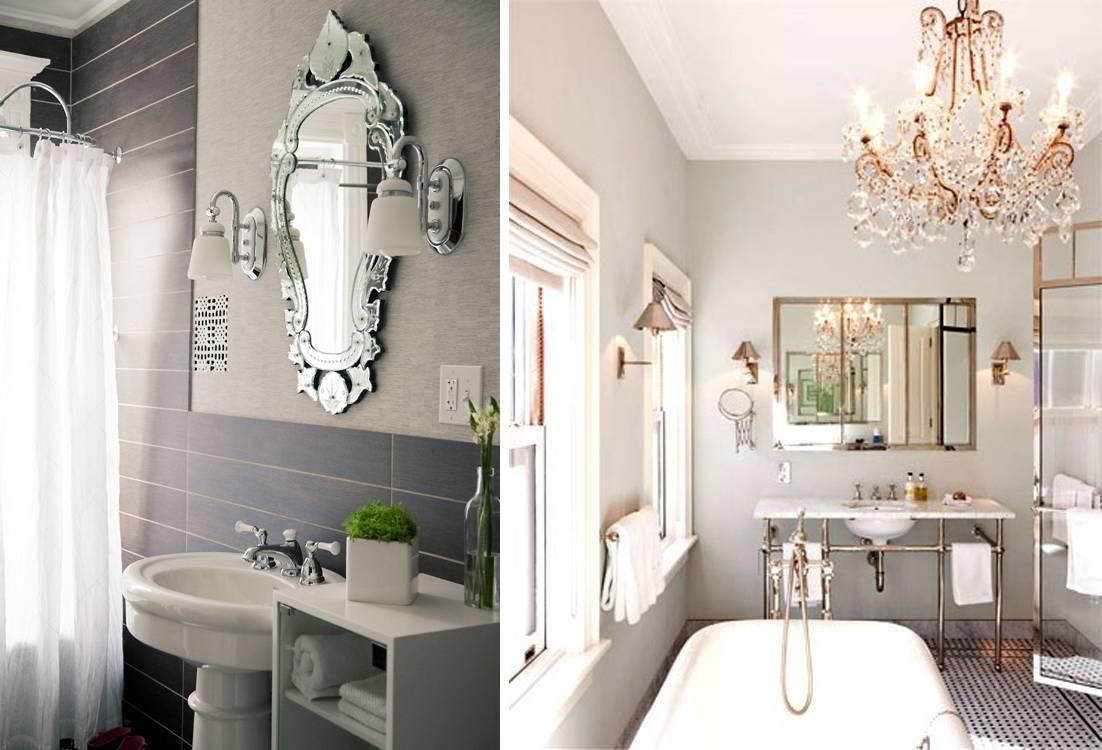 Актуальные идеи для ремонта в ванной комнате (60 фото)