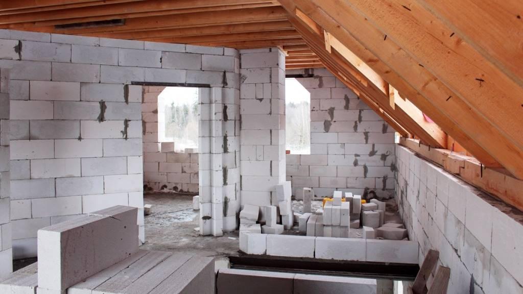 Долговечность и преимущества газобетонного дома