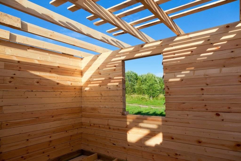 Деревянный дом своими руками - 145 фото и видео описание постройки дома