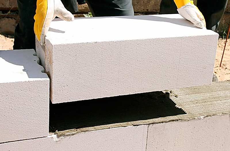 Современные блоки для строительства дома, какие лучше