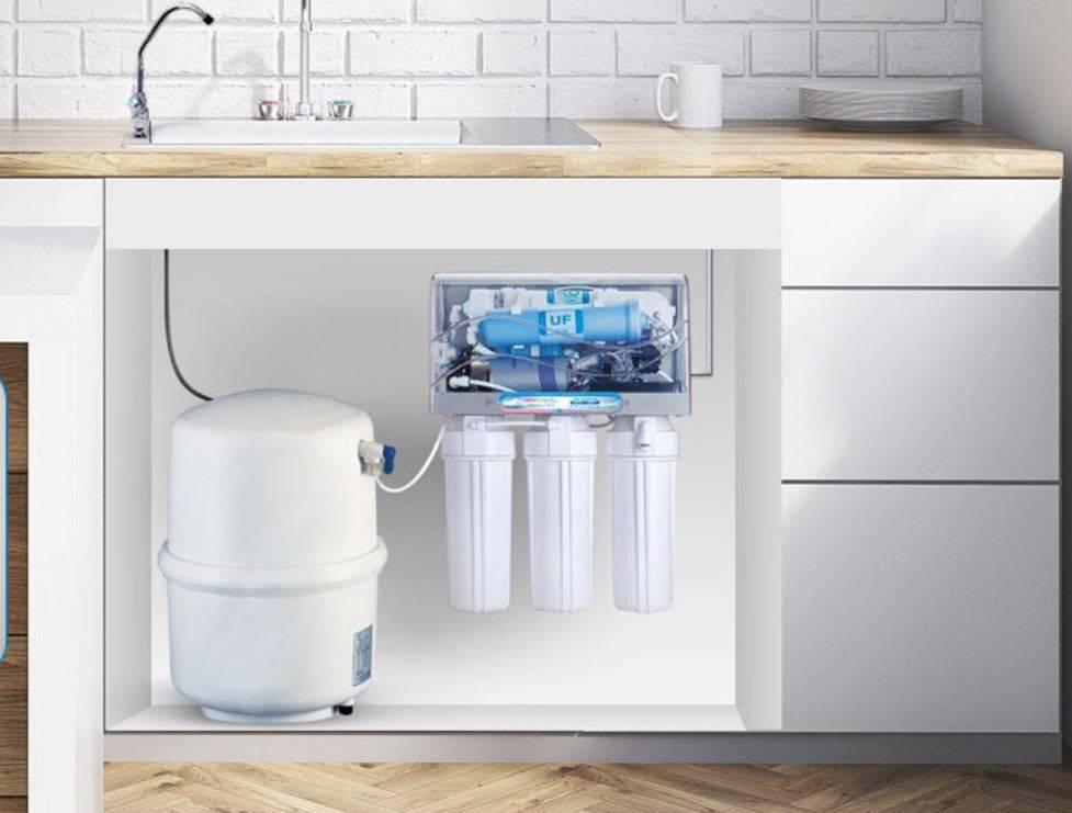 Топ-10 лучших фильтров для воды под мойку | +отзывы