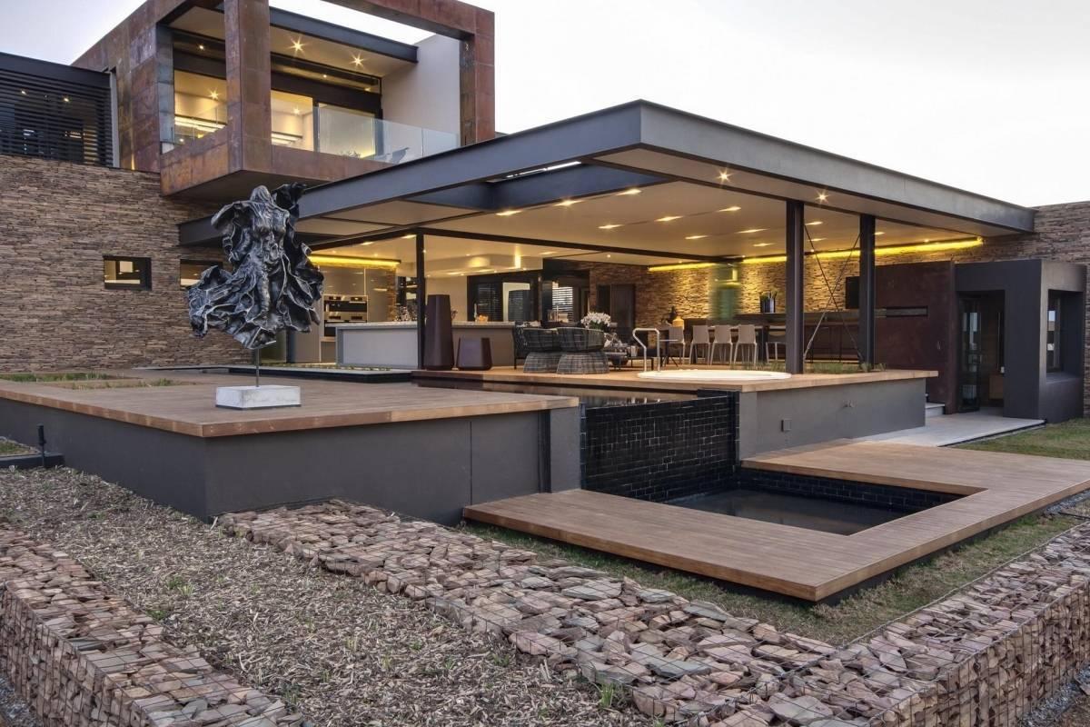 Частные красивые дома ???? 100+ фото красивейших загородных домов
