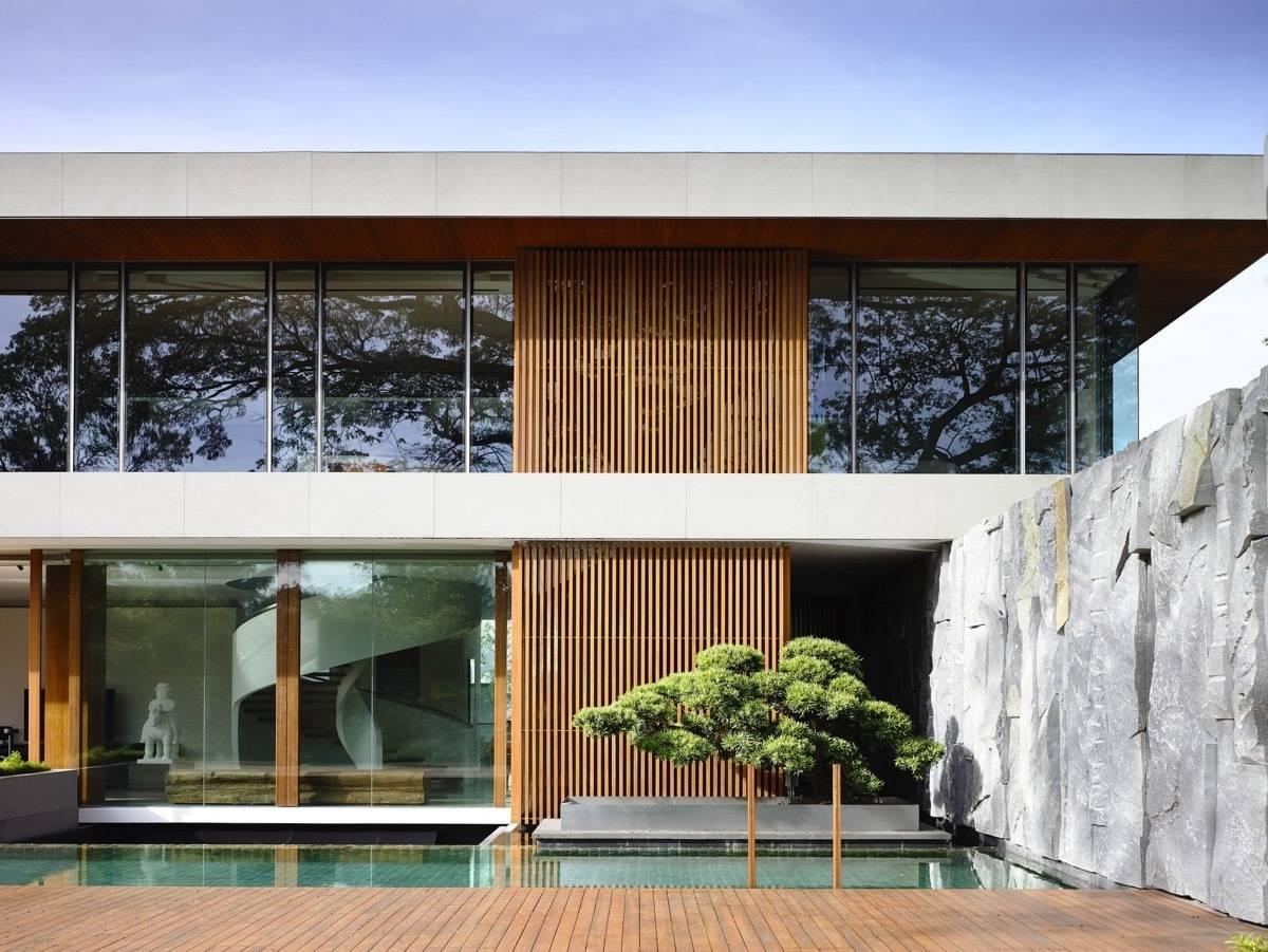 Дом с прозрачными стенами. стеклянные дома с деревянным каркасом. как же построить стеклянный дом