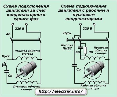 Частотное регулирование однофазного асинхронного двигателя - миф или реальность?