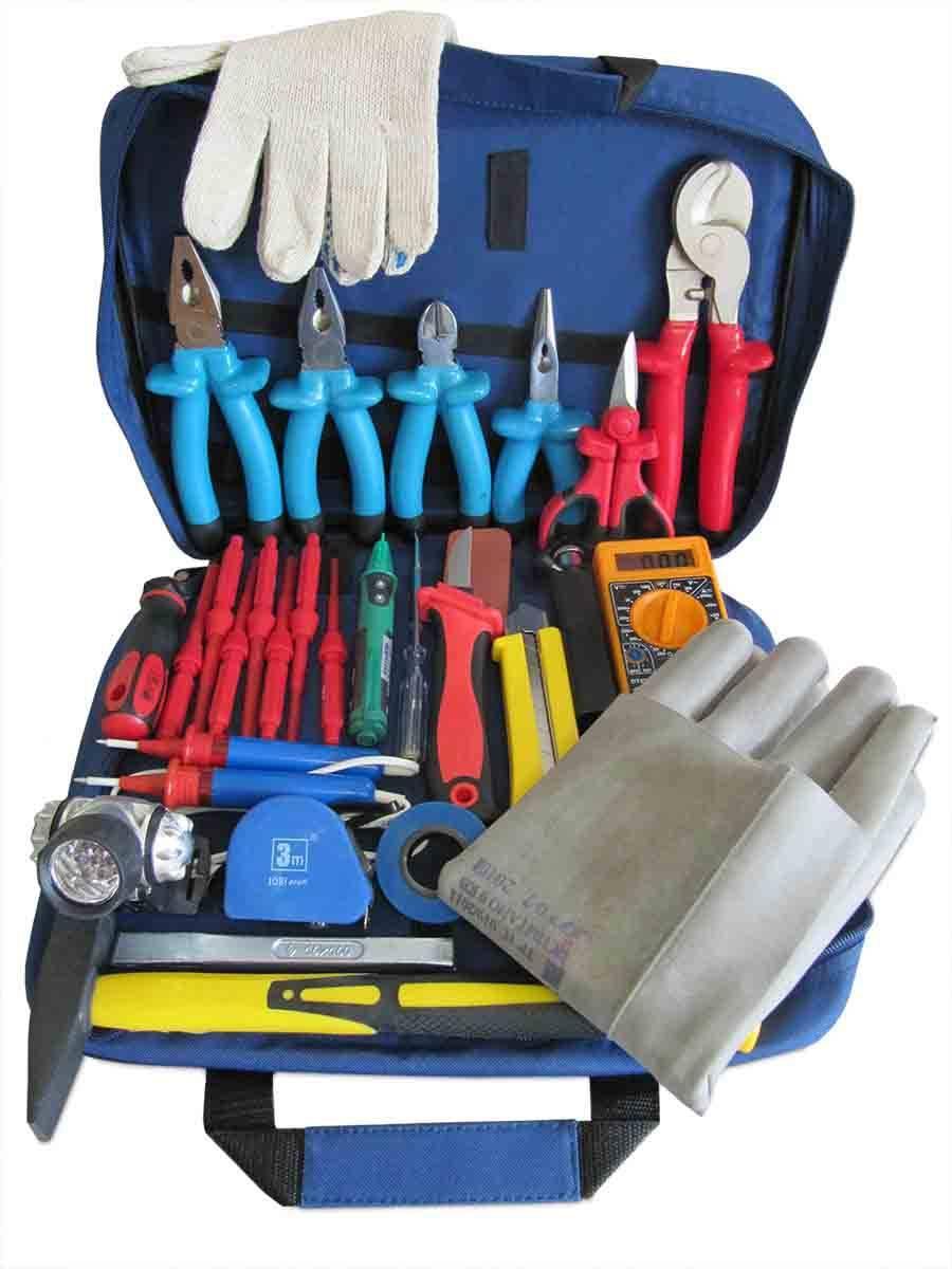 Какие инструменты должны быть у электрика