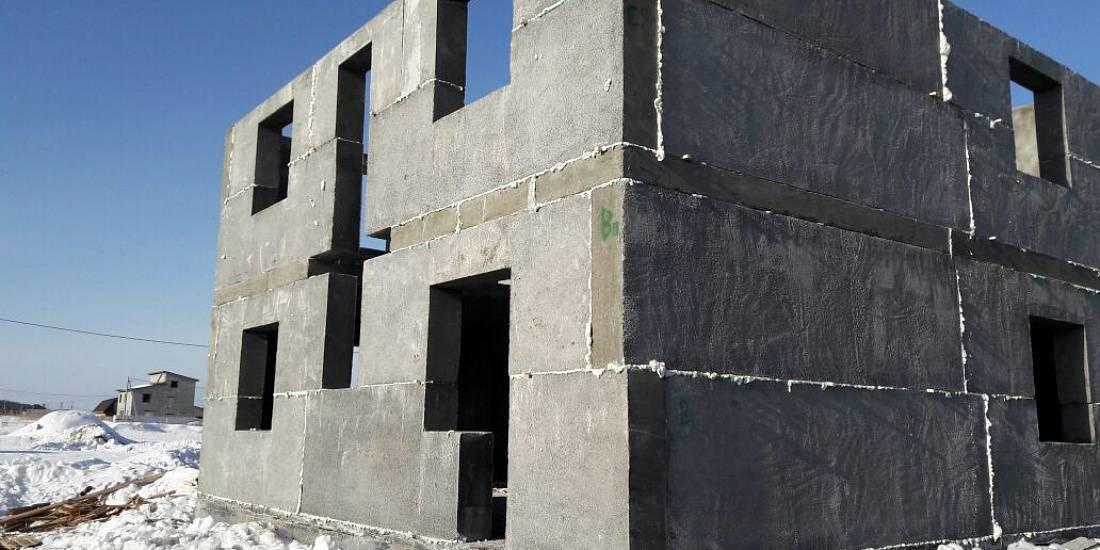 Онлайн калькулятор расчета полистиролбетонных блоков для строительства дома. расчет блоков из полистиролбетона