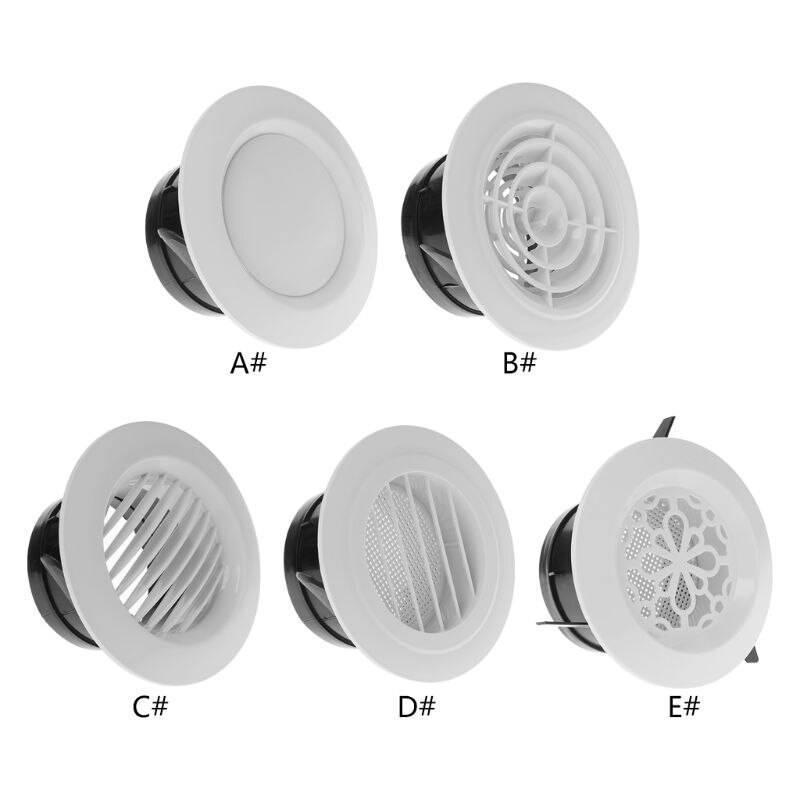 Выбор и установка потолочного вытяжного вентилятора в ванной комнате