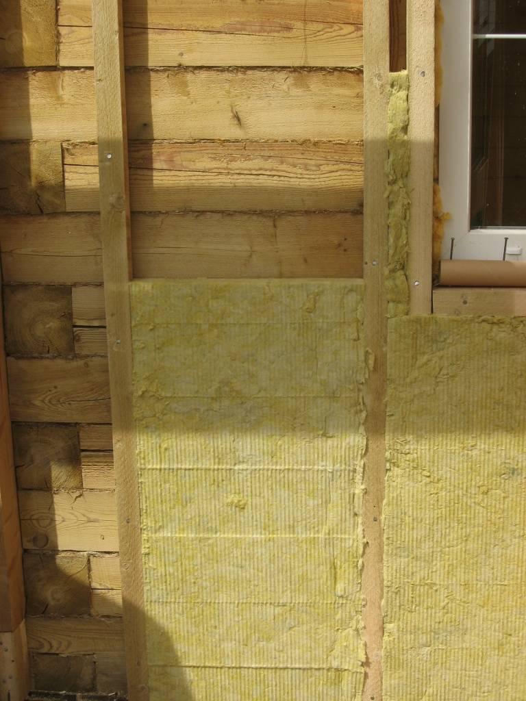 Счастье в избушке: утепление деревянного дома пенополистиролом снаружи и изнутри