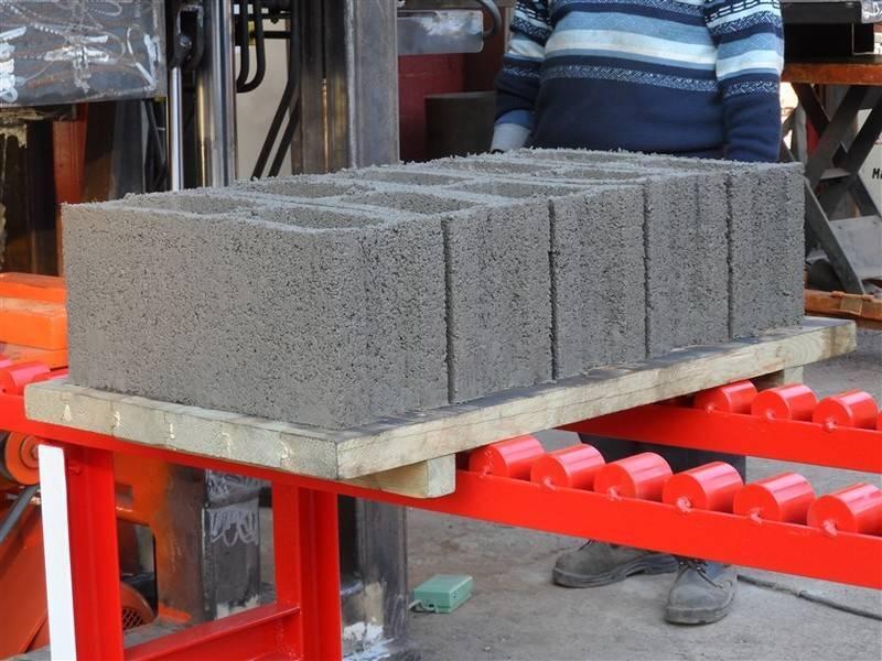 Изготовление керамзитобетонных блоков своими руками: рассматриваем по полочкам