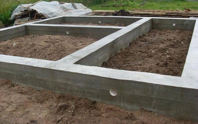 Как сделать фундамент для дома дешевле?