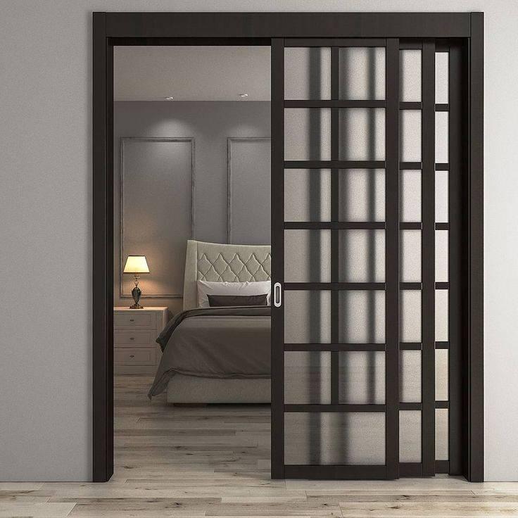 Прозрачная перегородка-выбор стекла, вес и размеры конструкций