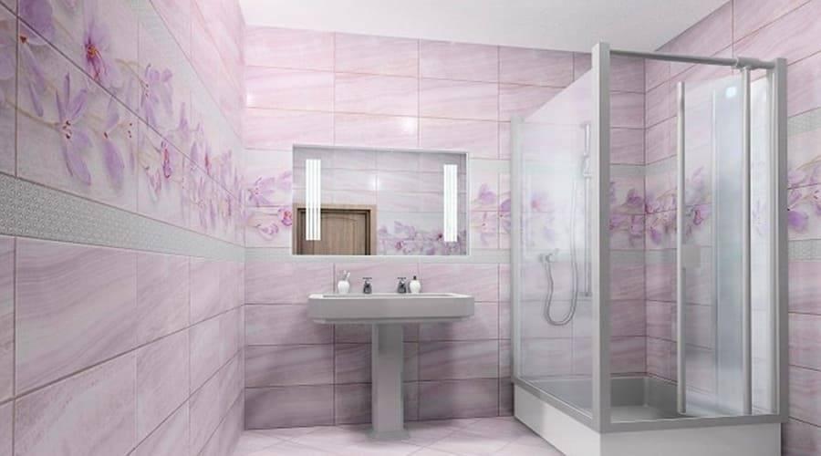 Какая плитка пвх для ванной комнаты лучше?