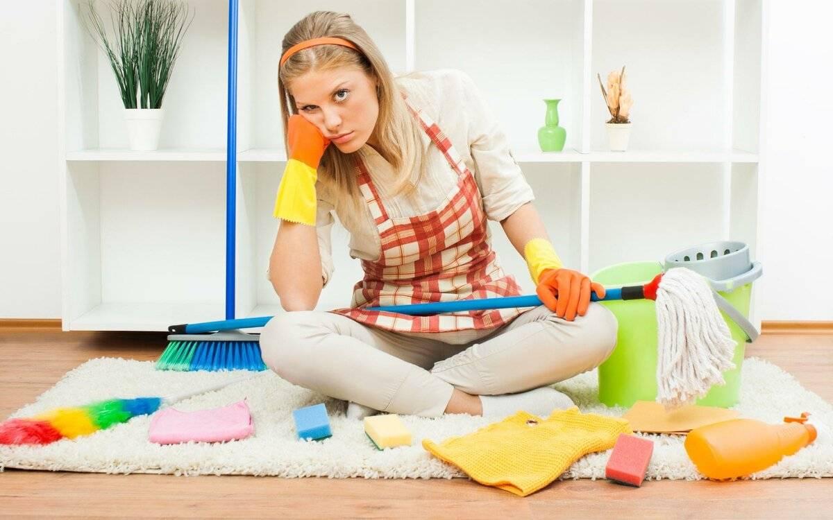 Система уборки частных домов и загородных коттеджей, профессиональные советы