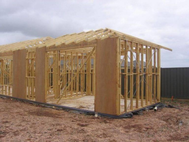 Современные загородные дома: выбор материала и технологии строительства