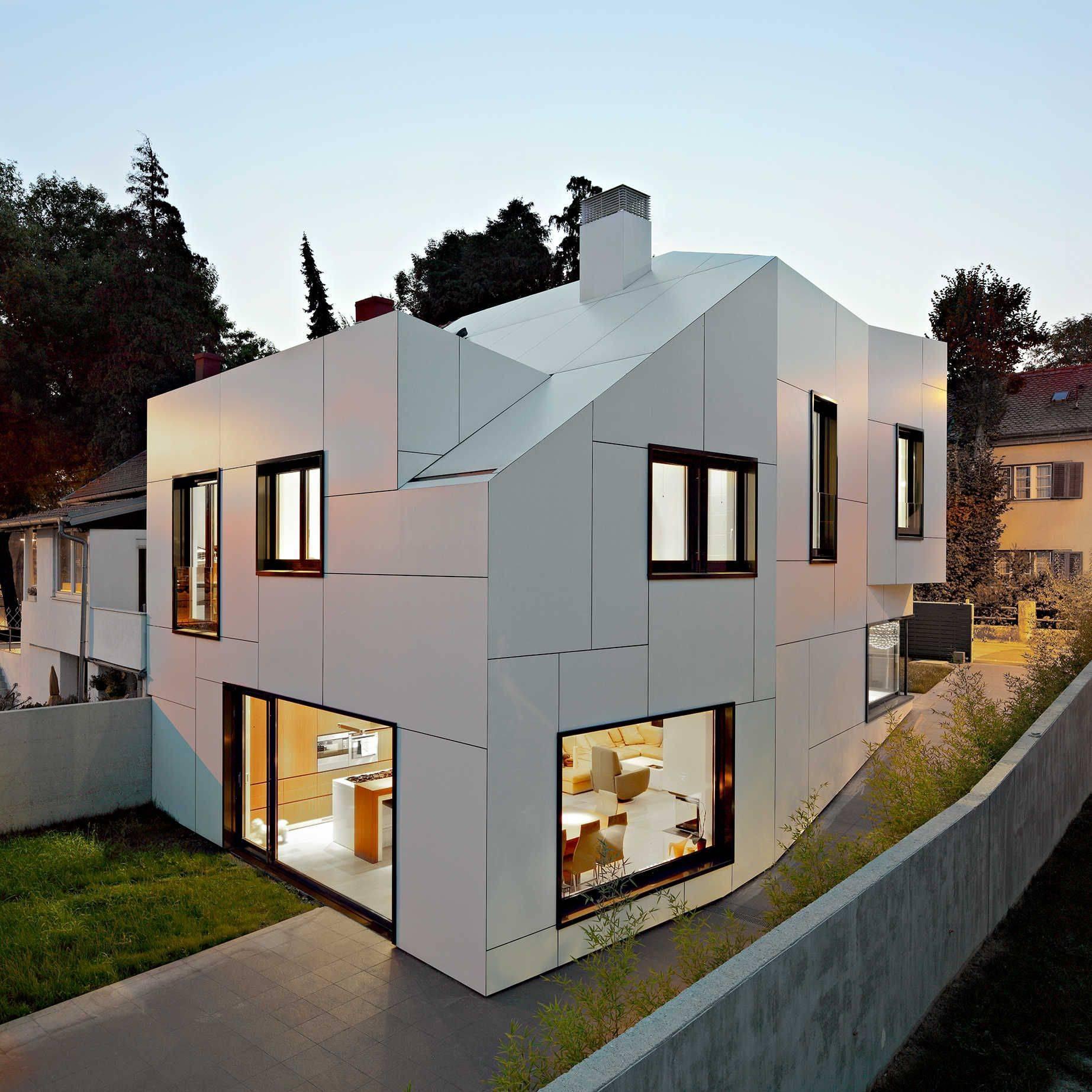 Дома архитекторов: 10 зданий, построенных для себя