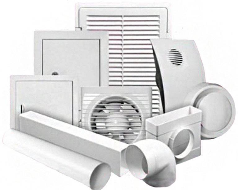 Пластиковые воздуховоды: особенности монтажа и размеры, изделия круглого и прямоугольного сечения