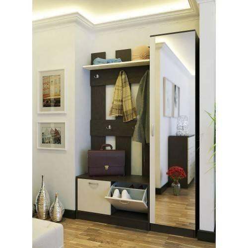 Какие существуют варианты мебели для прихожей, как выбрать