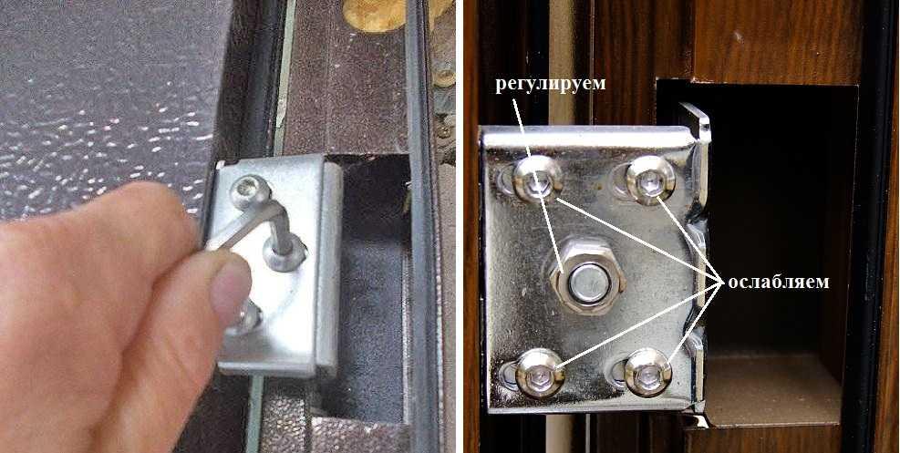 Как отрегулировать пластиковую дверь входную - клуб мастеров