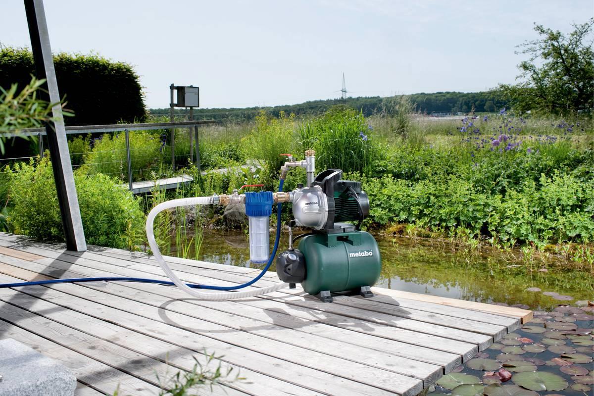 Установка насосной станции на даче своими руками: где и как произвести ее монтаж