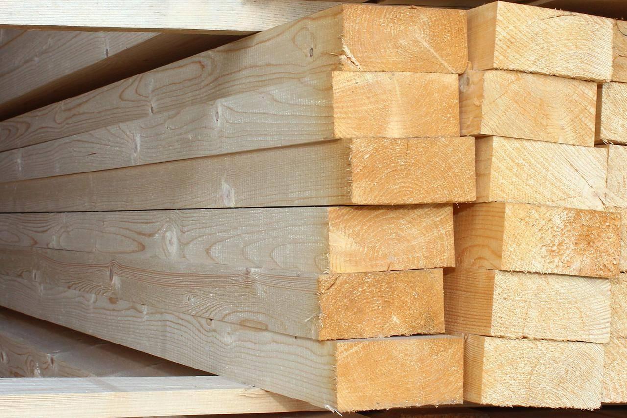 Стандартные размеры деревянных досок