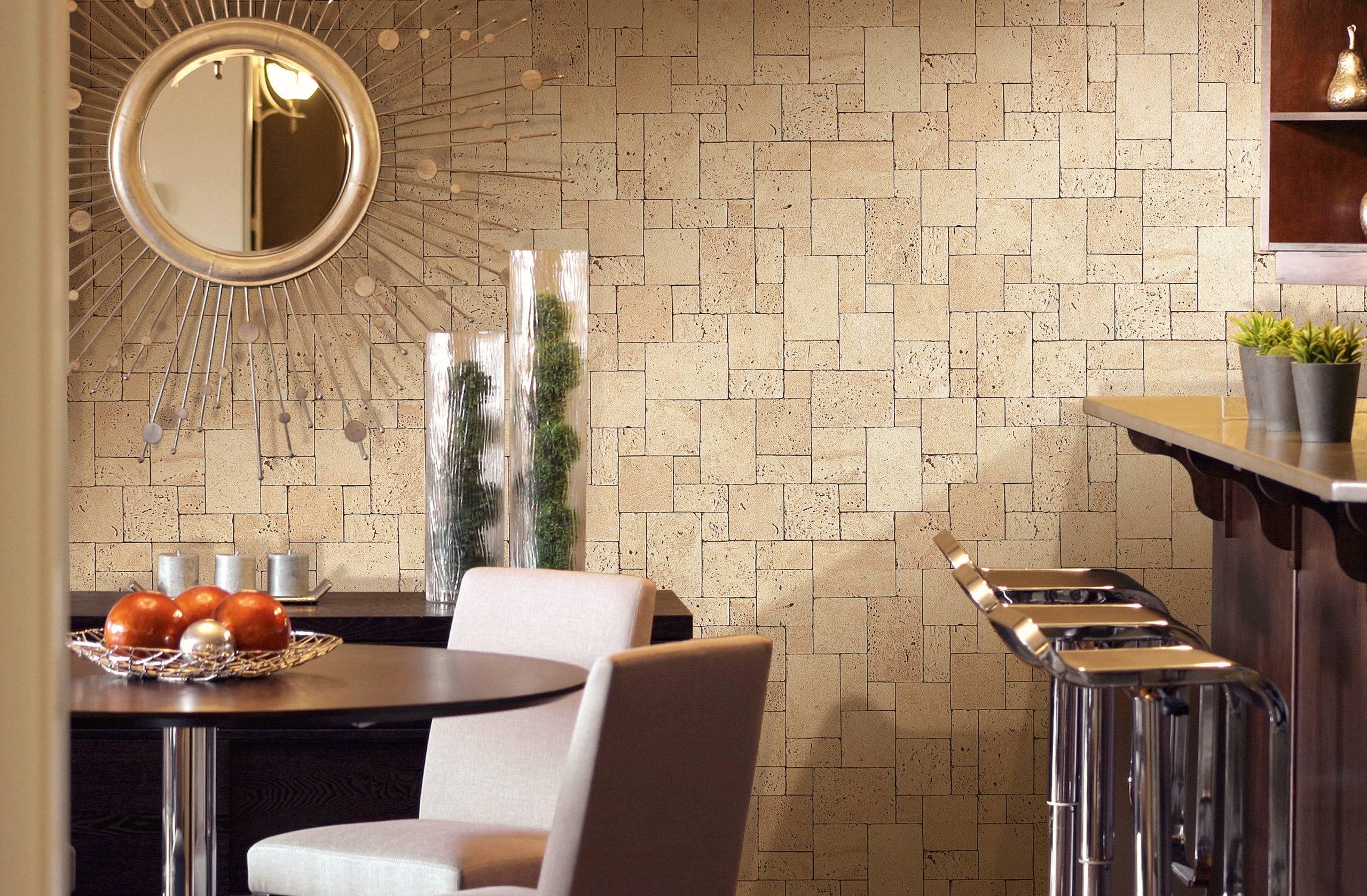 Чем отделать стены на кухне: 13 вариантов