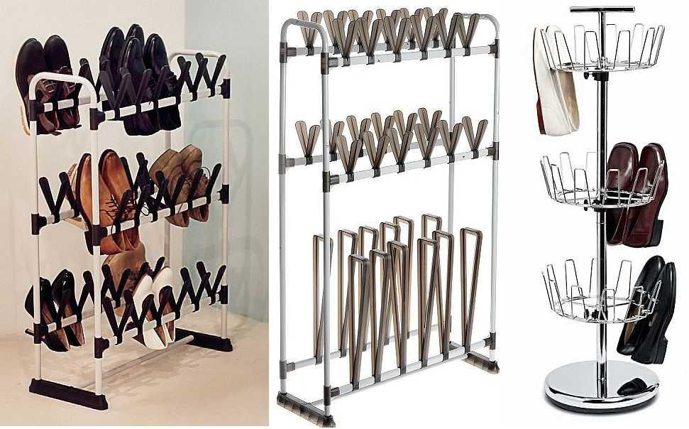 Обувницы в прихожую: виды, выбор и варианты в интерьере