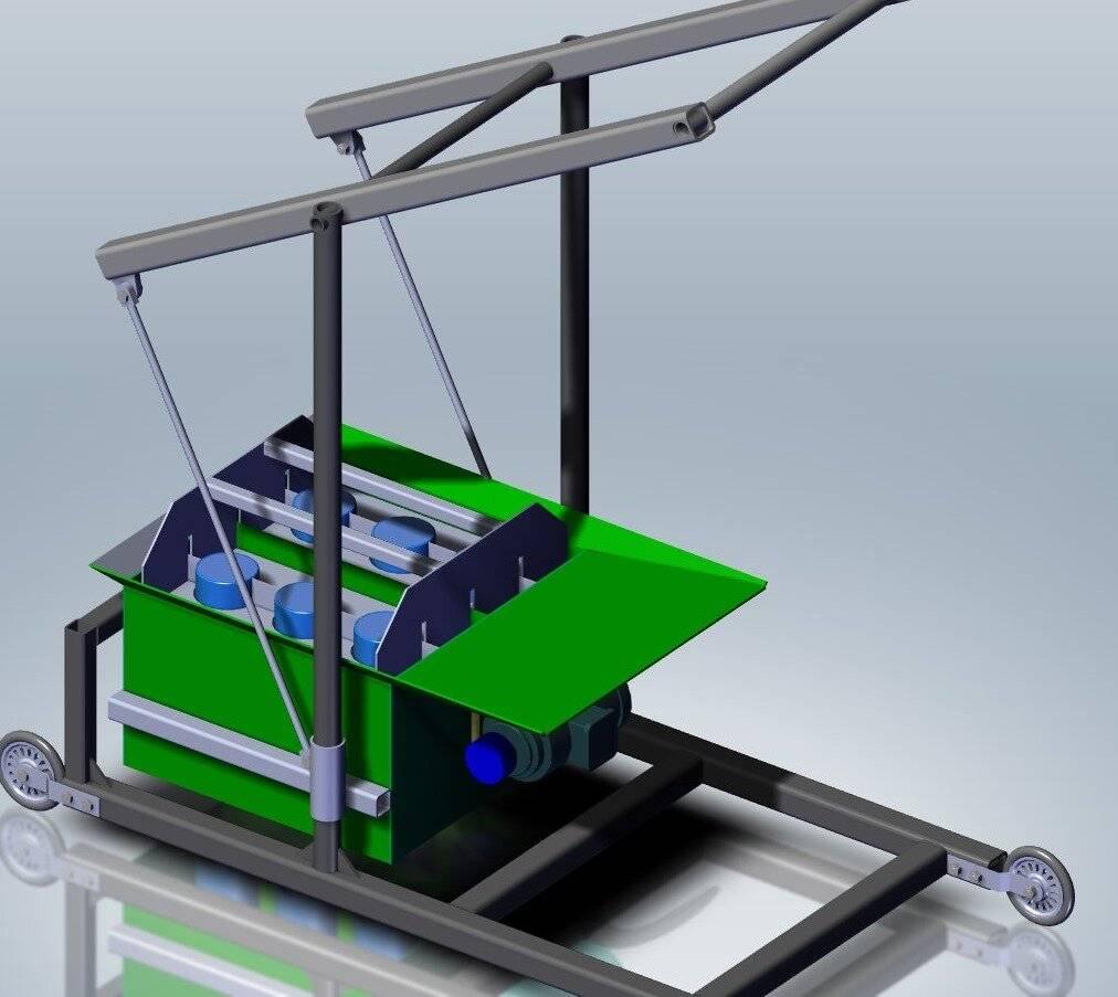 Изготовление шлакоблоков сделать самому своими руками: технологии, материалы и оборудование