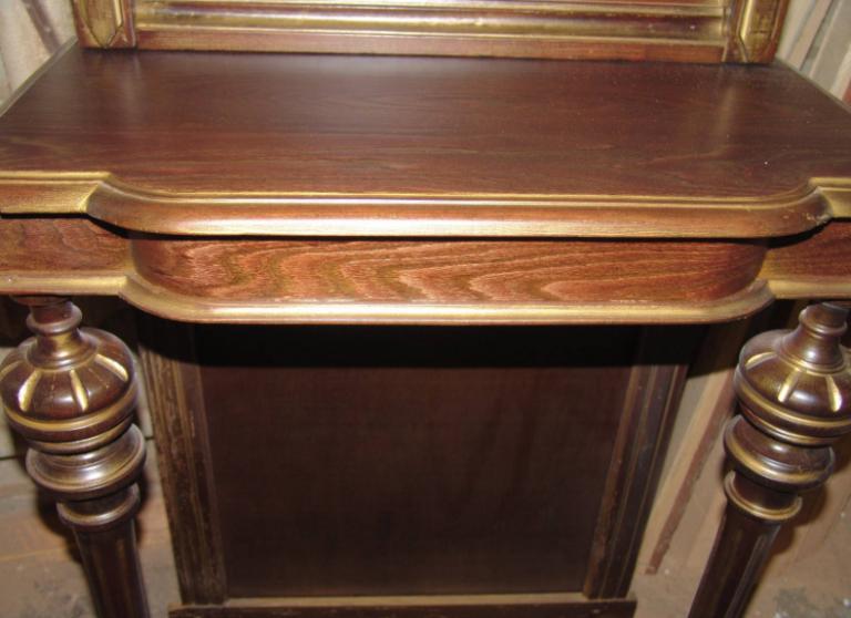 Как реставрировать мебель: полированную, шпонированную, деревянную