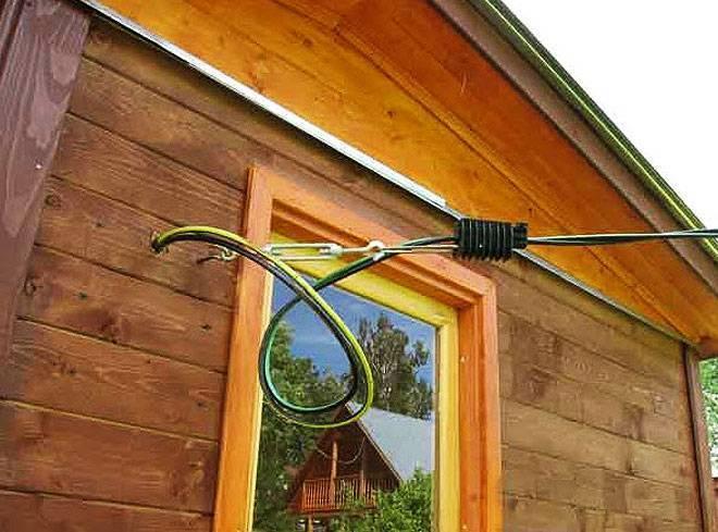 Инструкция ввода электричества в дом - описание подключения частного дома. 150 фото и особенности подвода электричества к деревянному дому