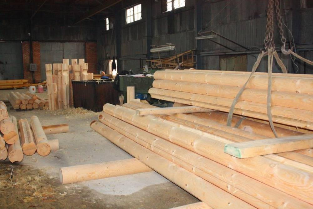 Основные технологии малоэтажного строительства из бревна