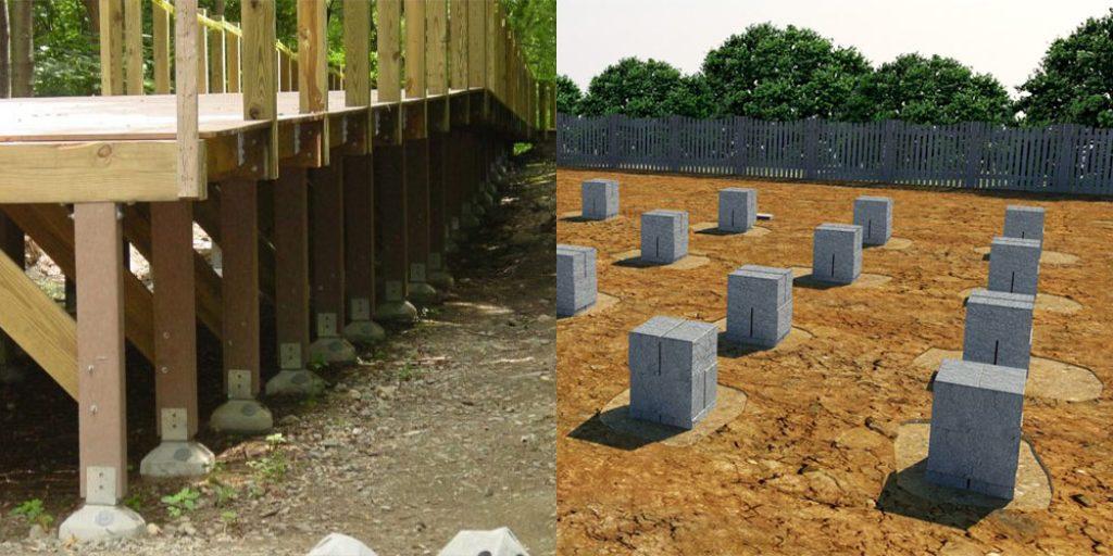 Виды фундаментов: какие бывают фундаменты, применяемые в строительстве дома