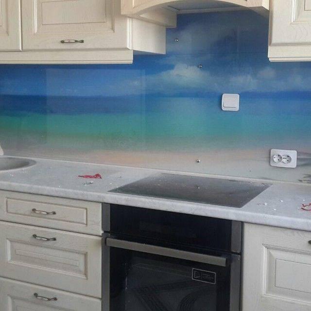 Какой кухонный фартук выбрать: плитка, мдф, стеклянный фартук, пластиковый...