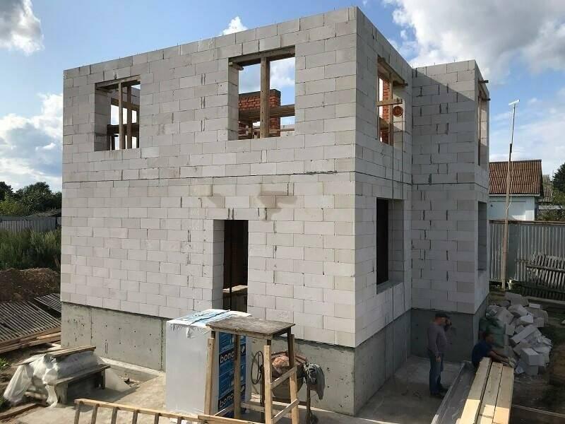 Главные минусы газобетона, о которых нужно знать до начала строительства дома