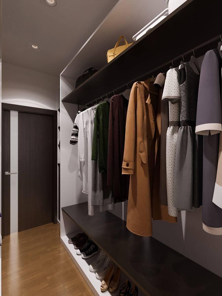 Как делается вентиляция для гардеробных комнат: список всех возможных вариантов