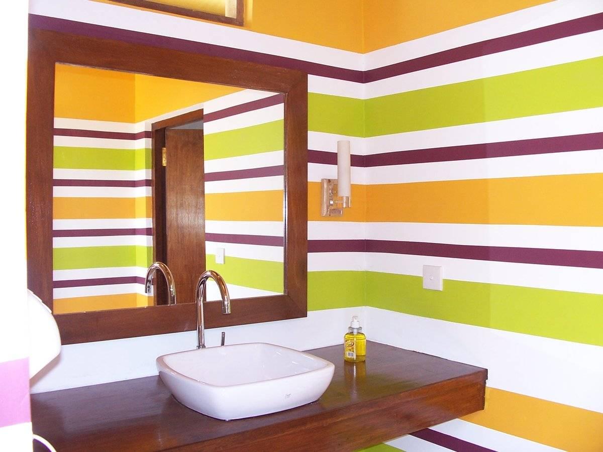 Какую краску лучше выбрать для ванной комнаты