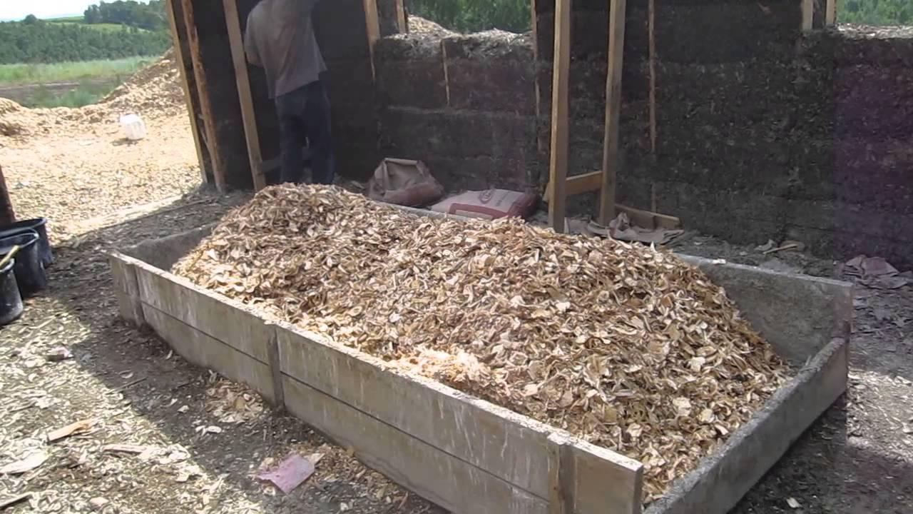 Постройка домов из опилкобетона своими силами