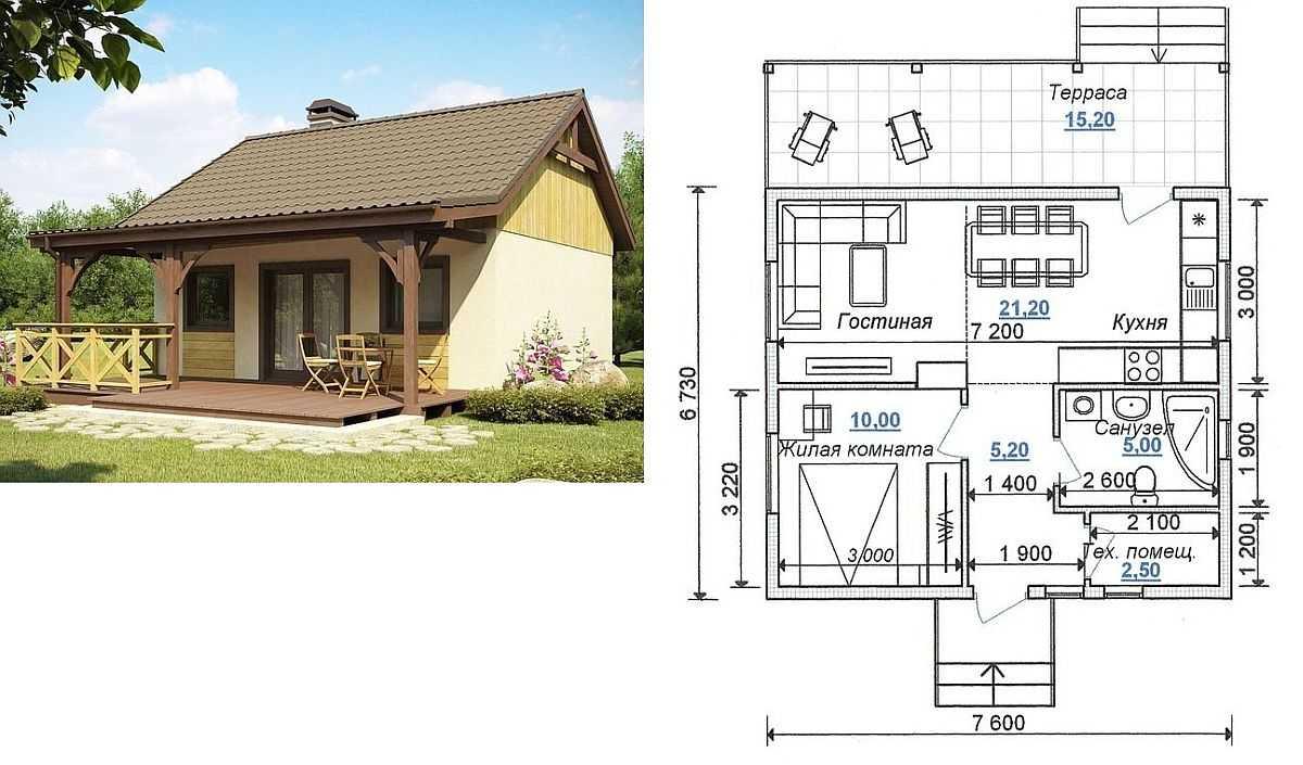 Проекты дачных домов: готовые чертежи и схемы +100 фото примеров