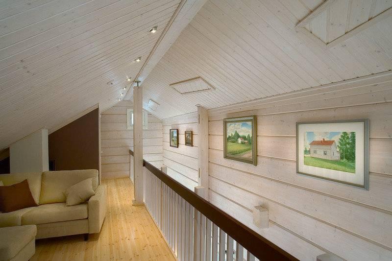 Покраска деревянного дома: выбор краски и расчет нужного количества материала