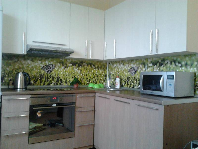 Фартук на кухню из пластика – обзор материалов, 50+ фото, гид по выбору и монтажу