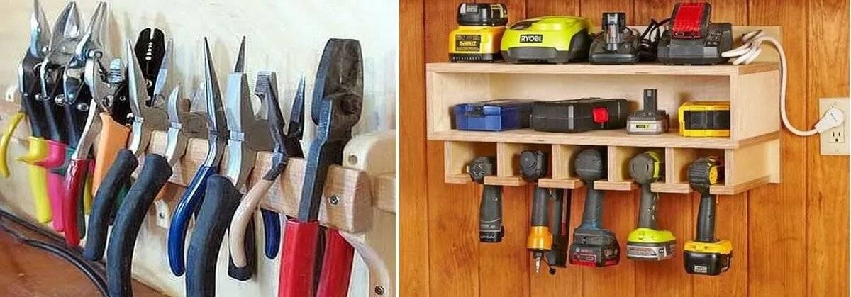 Самоделки для гаража +75 фото идей, приспособлений своими руками