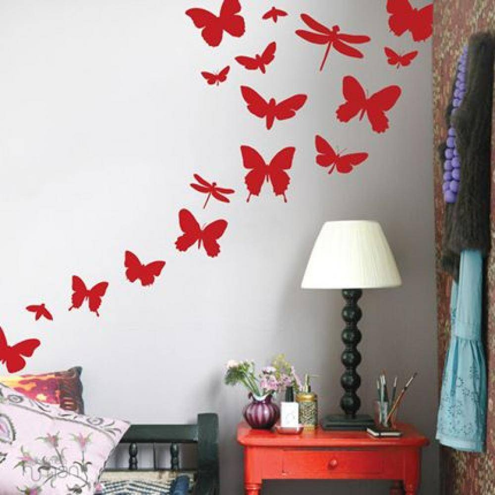 28 идей, как украсить пустую стену + фото | строительный блог вити петрова