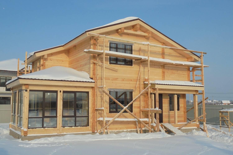 Какой материал лучше для строительства дома