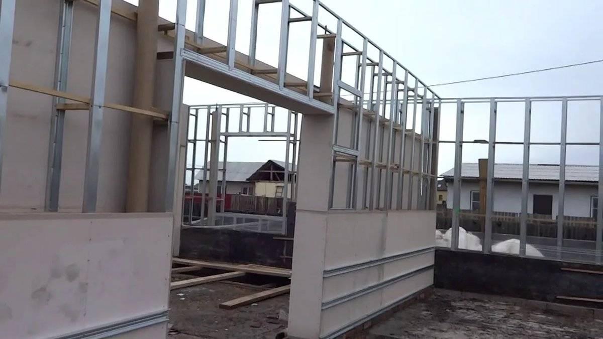 Монолитный полистиролбетон — перспективный строительный материал